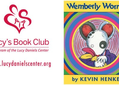 Lucy's Book Club: Wemberly Worried