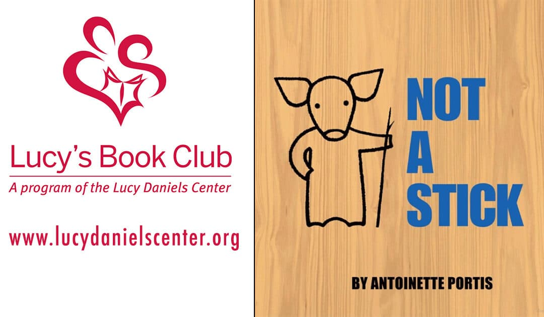 Not a Dog by Antoinette Portis