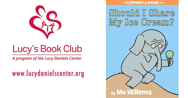 Should I Share My Ice Cream by Mo Willems