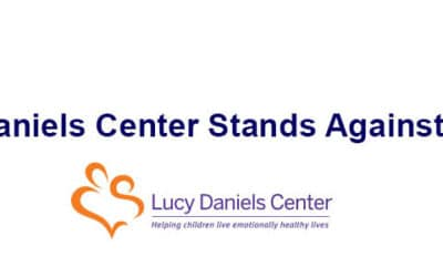 Lucy Daniels Center Stands Against Racism
