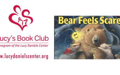 Lucy's Book Club: Bear Feels Scared