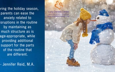 Helping Children as the Winter Holidays Approach