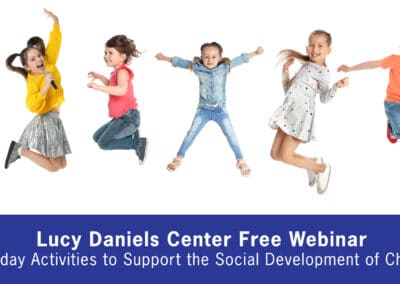 Everyday Activities to Support the Social Development of Children